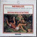 Gustav Mahler / Bernard Haitink / Elly Ameling / Maureen Forrester / Aafje Heynis