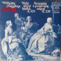 Wolfgang Amadeus Mozart, Pražský Komorní Orchestr / Charles Mackerras