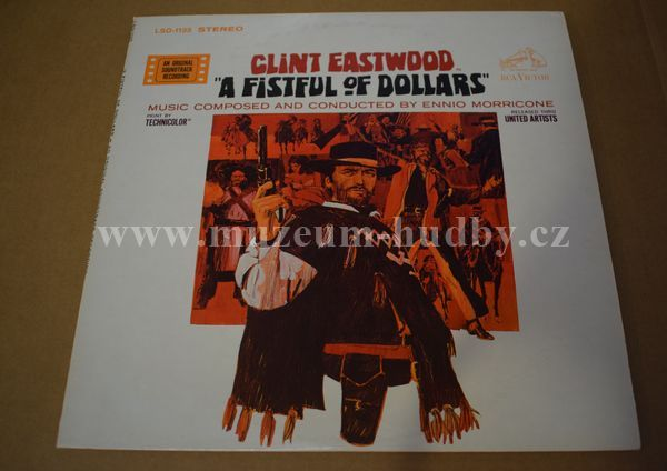 Suggest a fistful of dollars online