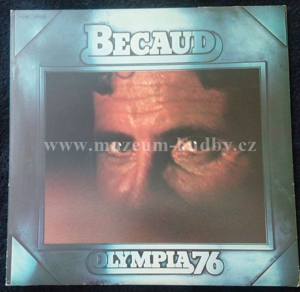 Gilbert Bécaud-Olympia 76 - Product detail   online vinyl shop