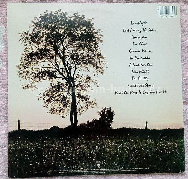 Neil Diamond Heartlight Online Vinyl Shop Gramofonov 233 Desky