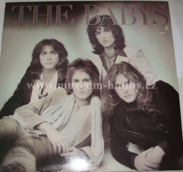 The Babys Broken Heart Online Vinyl Shop Gramofonov 233 Desky