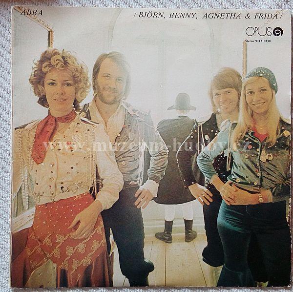 ABBA, Björn, Benny, Agnetha & Frida
