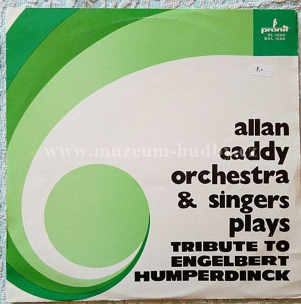 Allan Caddy Orchestra & Singers