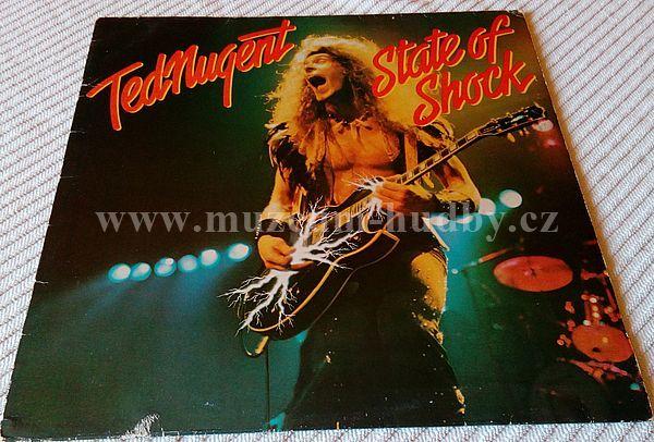 Ted Nugent State Of Shock Online Vinyl Shop Gramofonov 233