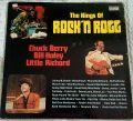 Chuck Berry, Bill Haley, Little Richard
