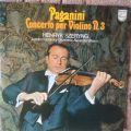 Paganini - Henryk Szeryng / London Symphony Orchestra / Alexander Gibson