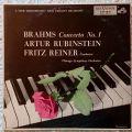 Brahms, Artur Rubinstein, Fritz Reiner, Chicago Symphony Orchestra