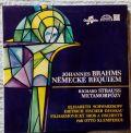 Johannes Brahms, Philharmonia Chorus & Philharmonia Orchestra, Otto Klemperer, Reinhold Schmid, Elisabeth Schwarzkopf, Dietrich Fischer-Dieskau, Ralph Downes, Richard Strauss