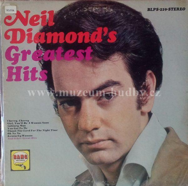 Neil Diamond Neil Diamonds Greatest Hits Product Detail Online