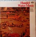 Handel Water Music Complete Soloists Prague Chamber Orchestra Charles Mackerras