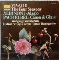Johann Pachelbel / Antonio Vivaldi / Tomaso Albinoni - Wolfgang Schneiderhan, Festival Strings Lucerne, Rudolf Baumgartner