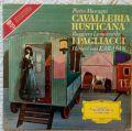 Mascagni, Leoncavallo, Herbert von Karajan