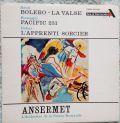 Ravel, Honegger & Dukas / Ansermet L'Orchestre De La Suisse Romande