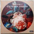 Kathleen Ferrier, John Newmark, Brahms, Schumann