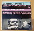 Dmitri Shostakovitvch, David Oistrakh