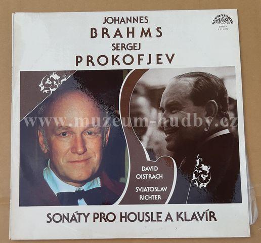Johannes Brahms, Sergej Prokofjev