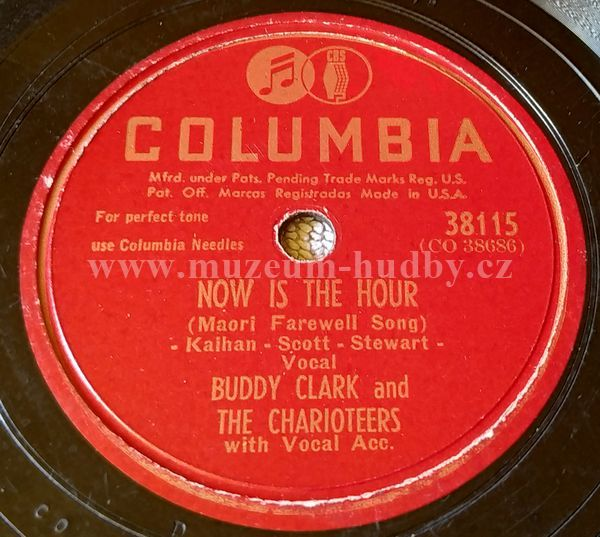 Buddy Clark  And The Charioteers
