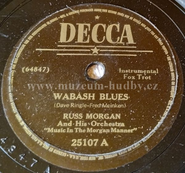 Russ Morgan And His Orchestra