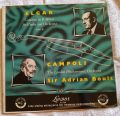 Elgar / Campoli With The London Philharmonic Orchestra Conducted By Sir Adrian Boult