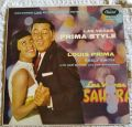 Louis Prima And Keely Smith With Sam Butera And The Witnesses